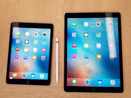 Apple iPad Pro Tablets and Apple Pencil